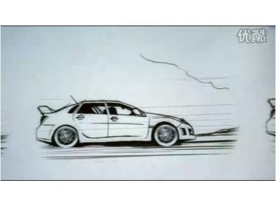 斯巴魯汽車廣告創意