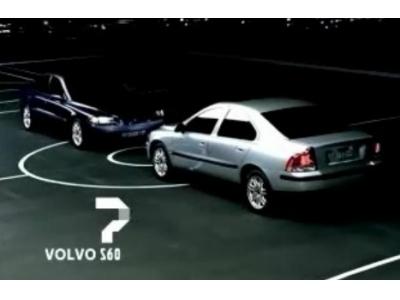 沃尔沃S60汽车广告创意
