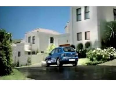 马自达汽车广告