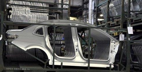 图解汽车底盘构造 - 巴渝车网