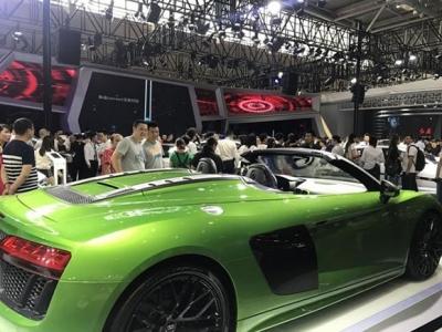 2018重庆车展圆满闭幕