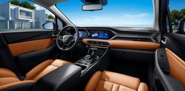 _【新闻稿】全球首款微信车载版量产SUV 第二代传祺GS4全面到店20191102(2)1080