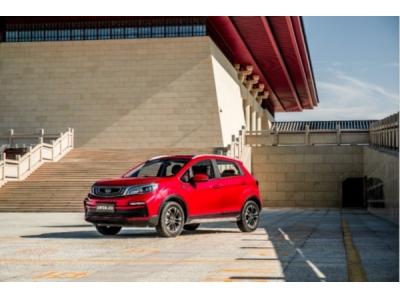 6萬預算買SUV,首推吉利遠景X3