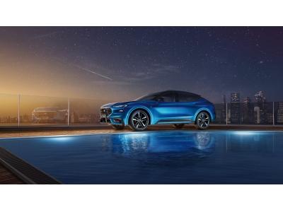 创新智慧出行伙伴,福特EVOS成都车展惊艳亮相